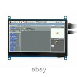 WS 7 IPS Touch Screen H for Raspberry Pi LCD Display Computer Monitor 1024x600